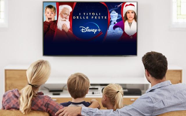 È tempo di feste su Disney+ con la collezione
