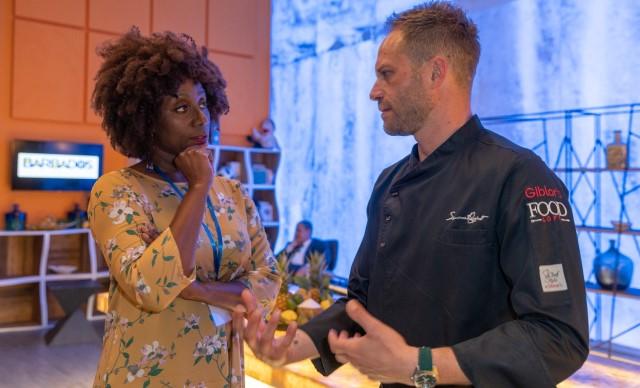 lifestyle di Barbados con Chef Simone Rugiati