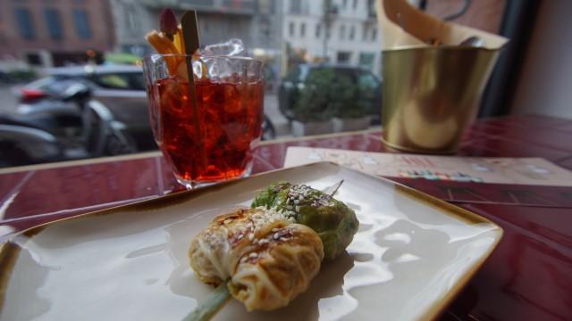dove mangiare a Milano Filz Spiedini & Cocktails