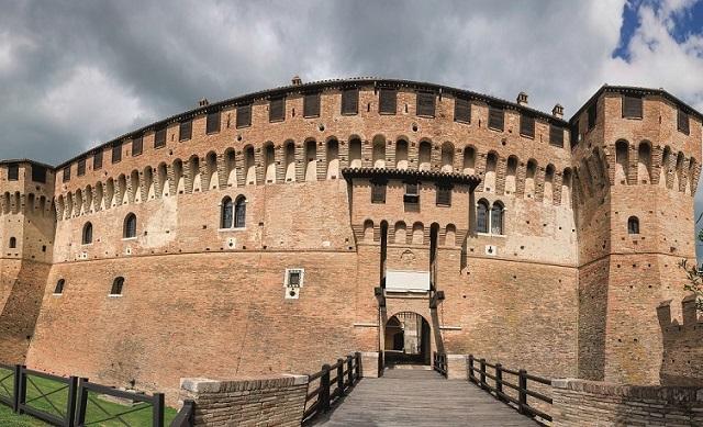 L'Itinerario delle Rocche nella provincia di Pesaro Urbino