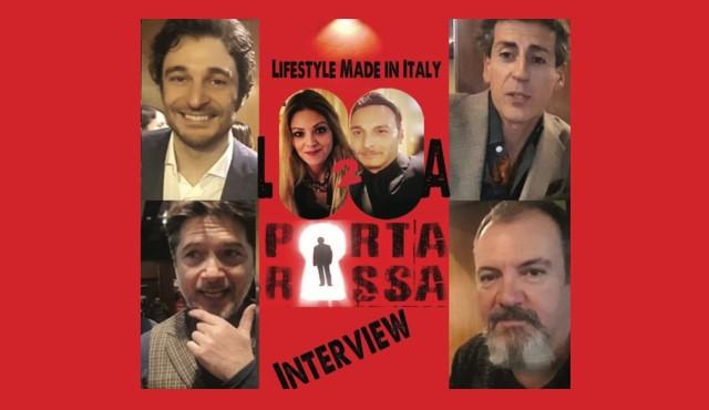 La Porta Rossa 2 recensione e interviste al cast