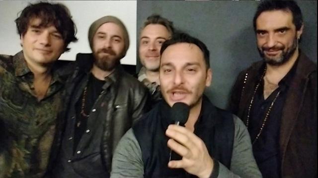 selfie-interviste a La Scelta e Mirko Frezza Ho guardato il cielo