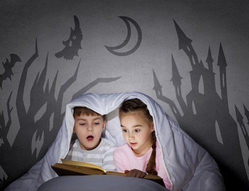 Letture spaventose per bambini coraggiosi dai 3 ai 13 anni