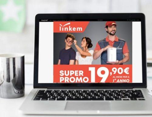 SUPER PROMO Linkem: Internet veloce Senza Limiti e Senza Linea Fissa