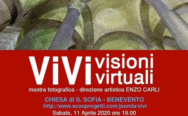ViVi – Visioni Virtuali la mostra fotografica ai tempi del coronavirus