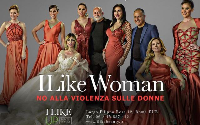 iLike Woman No alla violenza sulle donne: Roma 24 settembre 2021