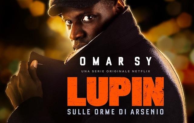 Lupin trama, trailer e recensione della nuova serie Netflix con Omar Sy