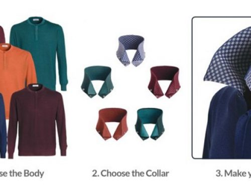 Make your style, make your polo: un brevetto 100% Made in Italy