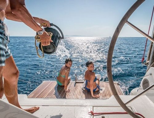 Vacanze in barca a vela: godersi il mare il sicurezza con Mondovela y&v