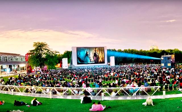 Moviement Village tra le proiezioni anche i film dei David 2020