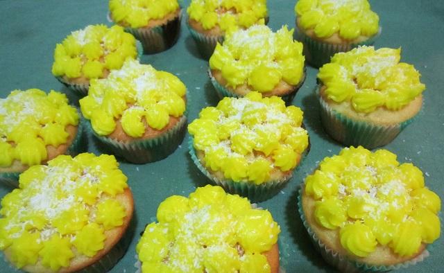 muffins alla mimosa ricetta