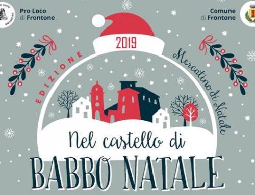 Mercatini di Natale Frontone: la magia Nel Castello di Babbo Natale
