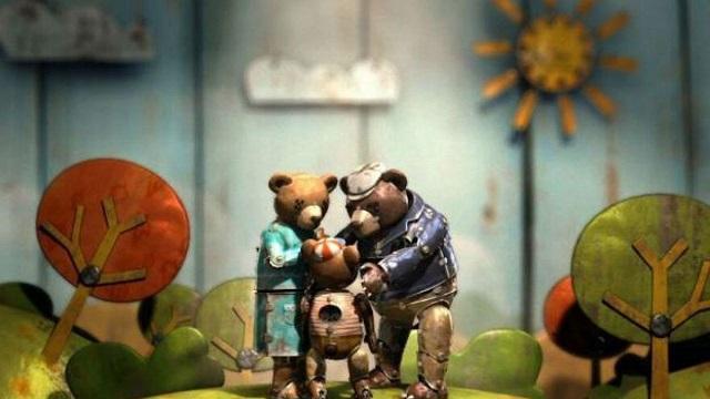 Bear Story - Miglior cortometraggio d'animazione