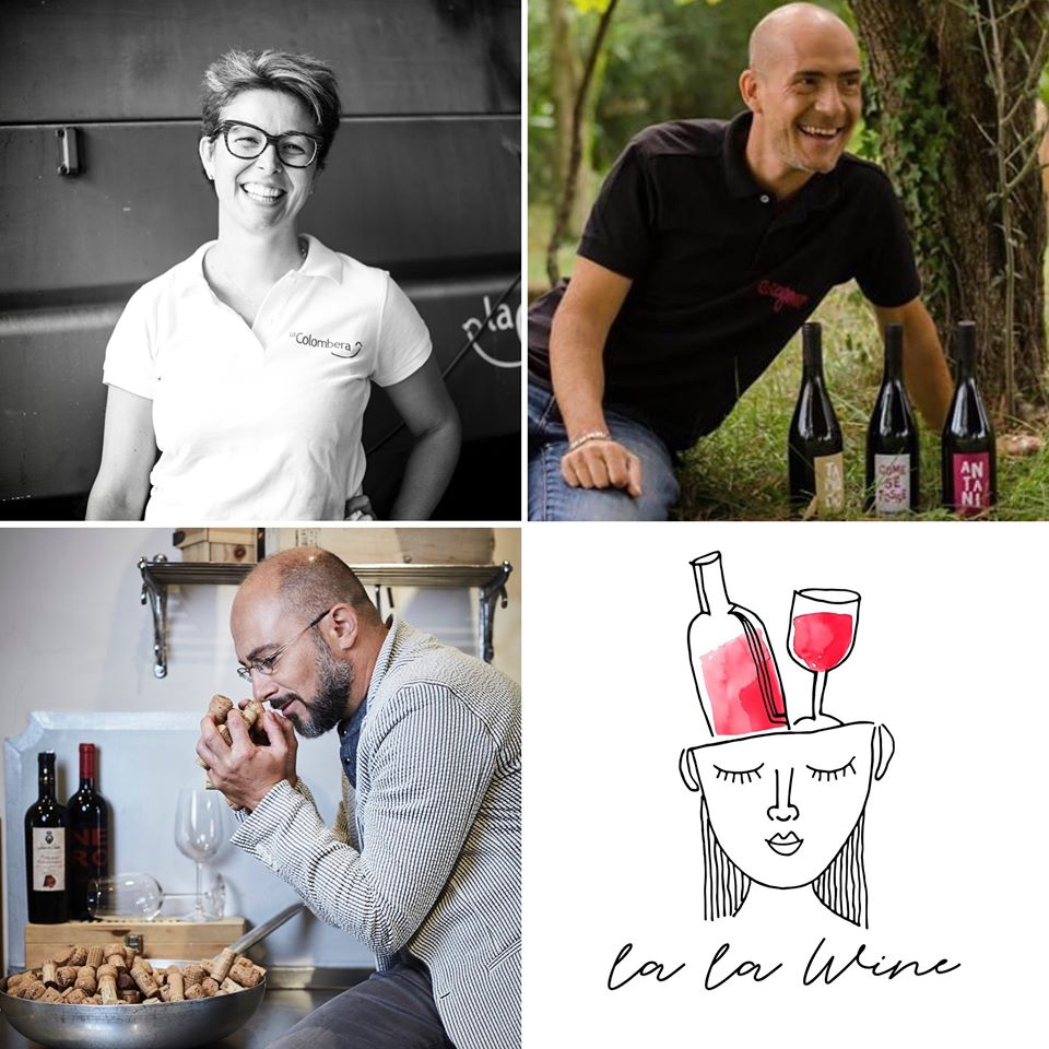 Ospiti La La Wine