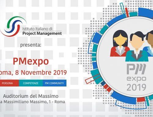 PMexpo 2019: focus su Persona, Competenze e PM community