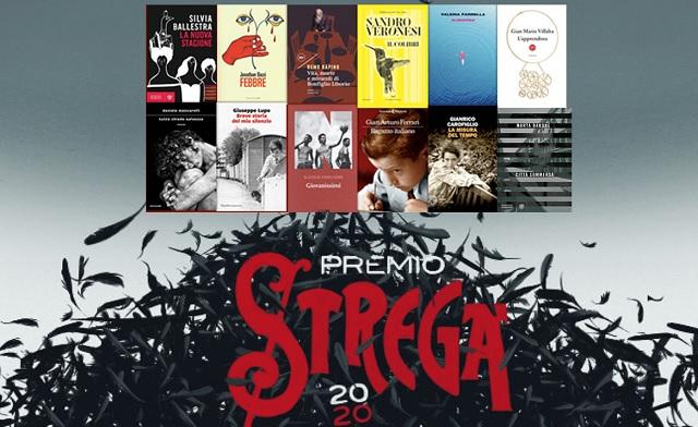 Premio Strega 2020 annunciati i 12 libri finalisti