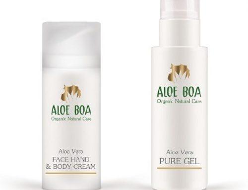 Aloe Boa: due creme must have da tenere sempre a portata di mano