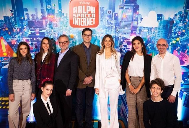 Ralph Spacca Internet conferenza stampa