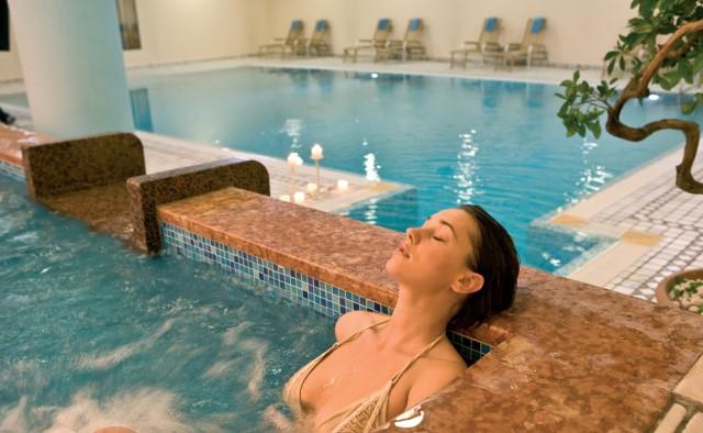 centro Beauty & Wellness trattamenti per san valentino hotel Regina Adelaide Garda