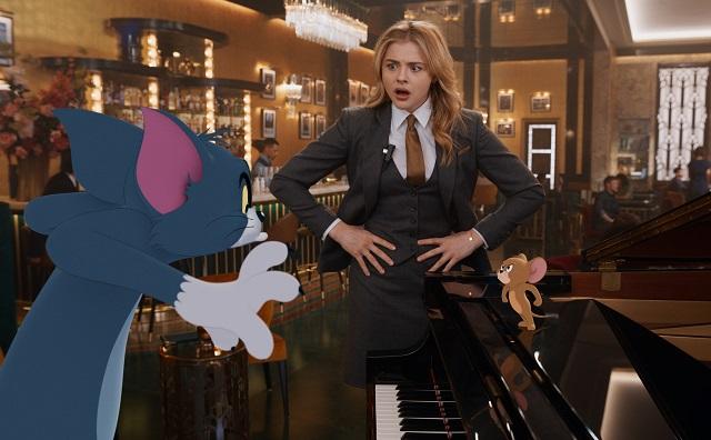 """""""Tom & Jerry"""", il film diretto da Tim Story arriva dal 18 marzo in digitale"""