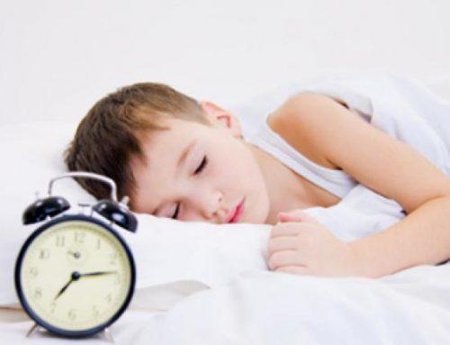 Back to school: 4 utili consigli per recuperare i ritmi del sonno