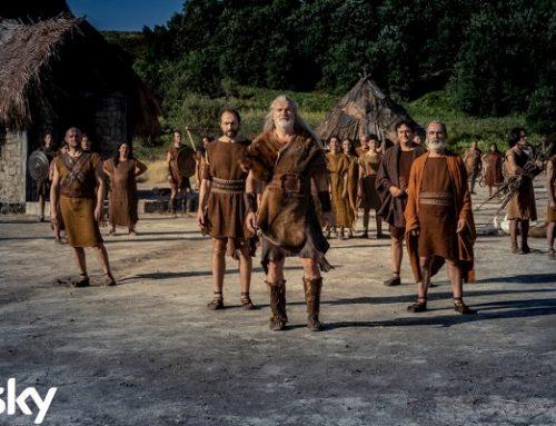 Romulus di Matteo Rovere evento speciale alla Festa del Cinema di Roma