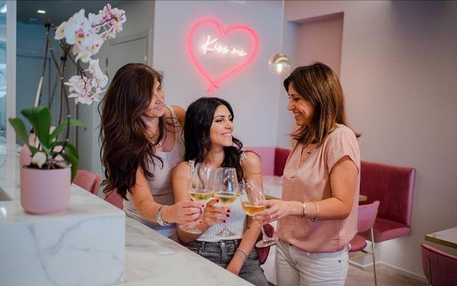 Rose Tartare Bar a Trastevere, il nuovo bistrot in rosa tutto da fotografare!