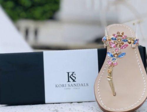 Sandali Capresi artigianali: il prezioso Made in Italy di KS Kori Sandals
