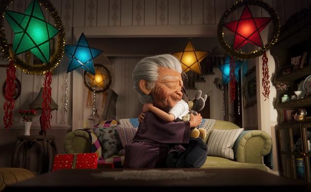 Una famiglia, infinite emozioni il corto Disney per le festività natalizie