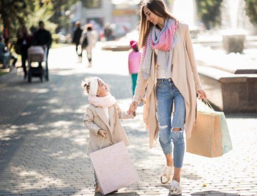 Shopping mamma e figlia: consigli per l'uso e… tanto buon senso!