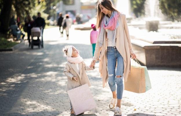 Shopping mamma e figlia: consigli per l'uso e... tanto buon senso!