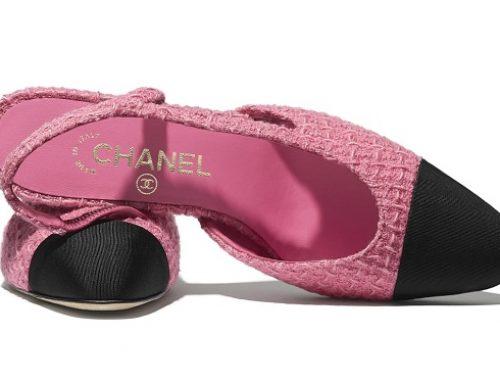 Slingback: l'iconica scarpa bicolore ideata da Coco Chanel