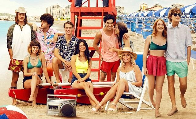 Sotto il sole di Riccione dal 1° luglio su Netflix trama, trailer e recensione