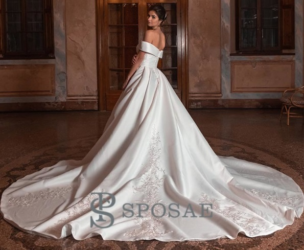 abito da sposa… Sposae Atelier, amore a prima vista