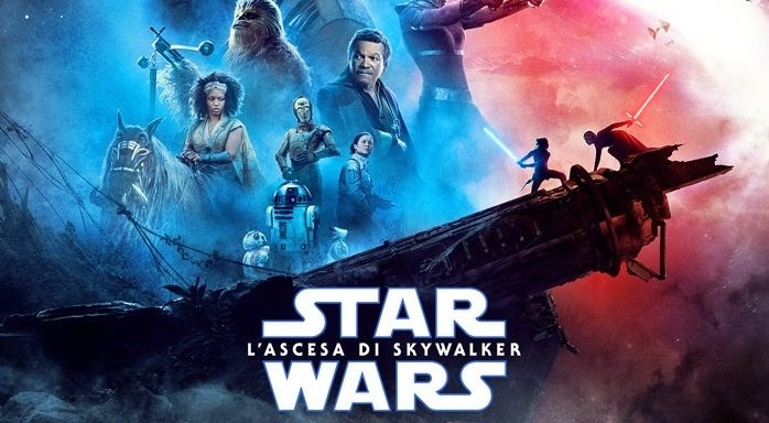 Star Wars: L'Ascesa di Skywalker trama, trailer e recensione no spoiler