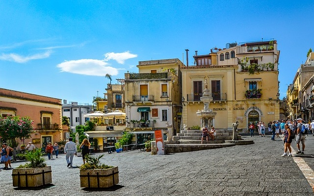 Borghi italiani Taormina