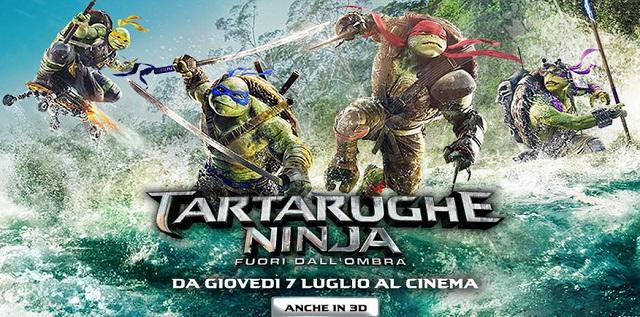 Tartarughe Ninja - Fuori dall'ombra