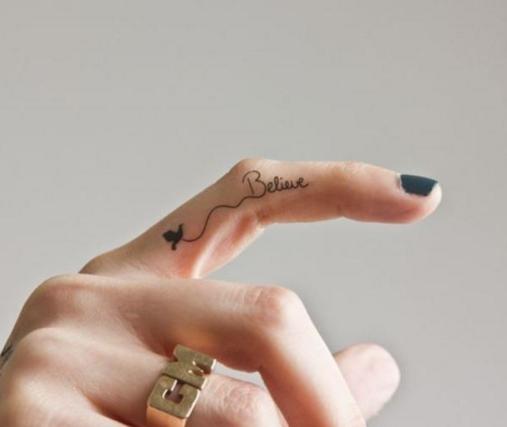 Piccoli tatuaggi