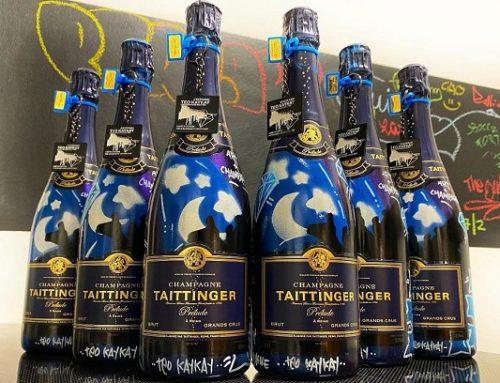 Arte e Champagne sbarcano nel mercato degli NFT con TopChampagne