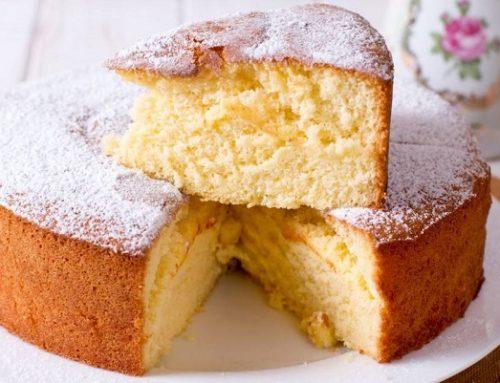 Torta sabbiosa o torta del tre: ricetta originale del dolce tipico di Mantova