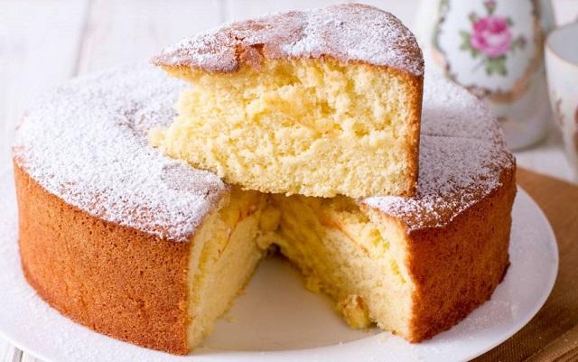 ricetta originale della torta sabbiosa o torta del tre di Mantova