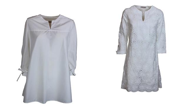 Come indossare il total white Cettina Bucca