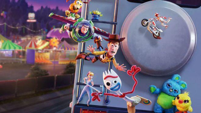 Toy Story 4 trama, trailer, recensione