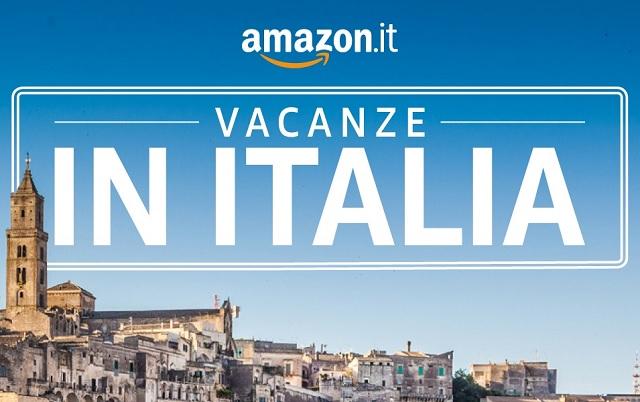 Amazon.it, in collaborazione con Lonely Planet, lancia #vacanzeinItalia