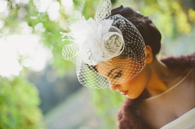 La veletta da sposa fascino retrò per il tuo giorno più bello