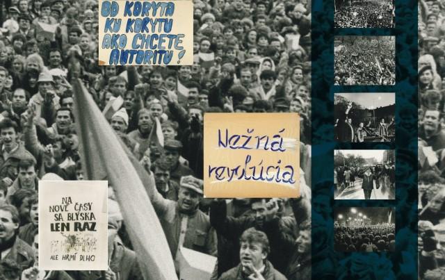 1989: RIVOLUZIONE DI VELLUTO. 30 anni della libertà cecoslovacca