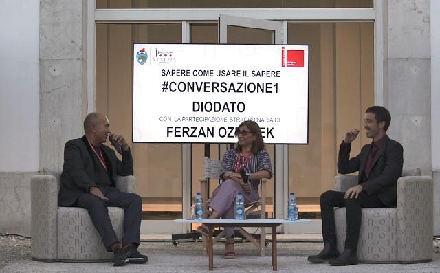 Venezia 77 dialogo speciale tra Diodato e Özpetek sul rapporto musica-cinema