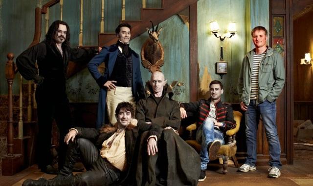 What we do in the shadows serie TV FOX vampiri