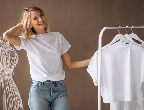T-shirt dall'underwear al prêt-à-porter per un'eleganza senza tempo