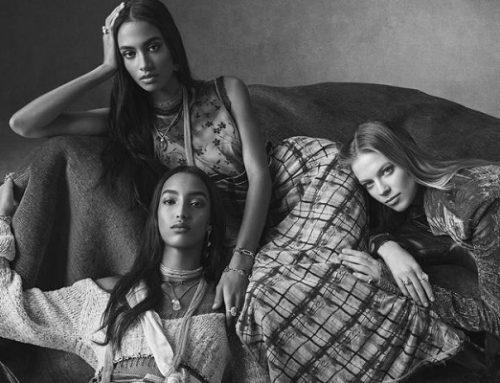 Zara collezione primavera estate 2020 attraverso le foto di Steven Meisel